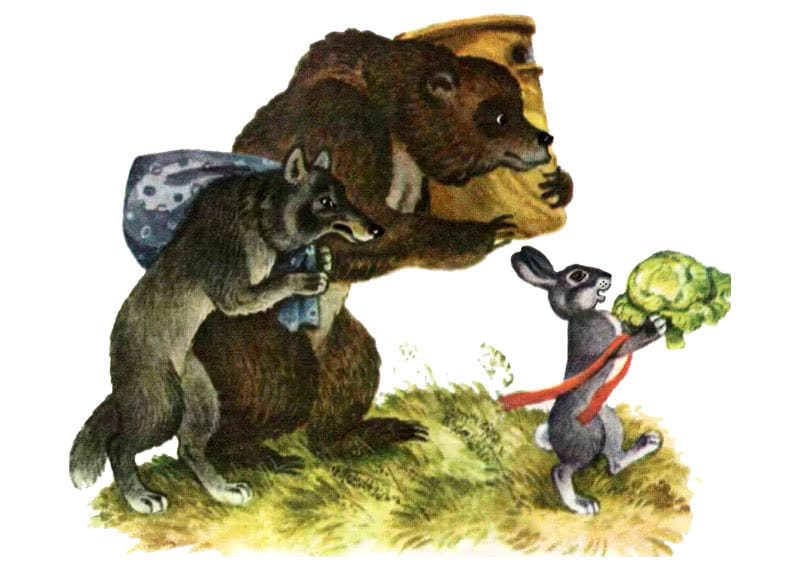 Картинка медведя из мультика смоляной бочок