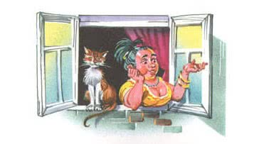 Бриф! Бруф! Браф! — Джанни Родари, читать сказку детям онлайн