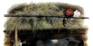 Чужое яичко — Ушинский Константин