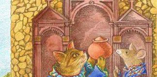Дружба кошки и мышки - Братья Гримм
