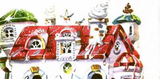 Дворец из мороженого — Джанни Родари
