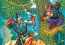 Илья Муромец и Соловей разбойник - русская народная сказка