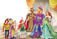 Королевские дети - Братья Гримм