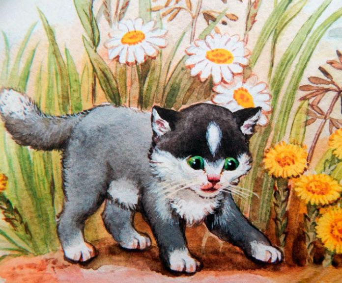 Котенок — Толстой Лев