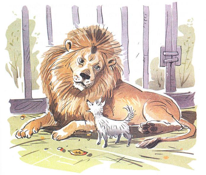 Лев и собачка — Толстой Лев