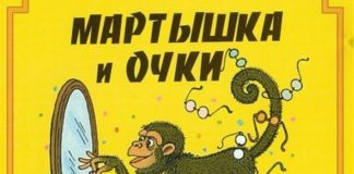 Мартышка и очки - Крылов Иван