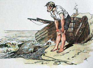 О рыбаке и его жене - Братья Гримм