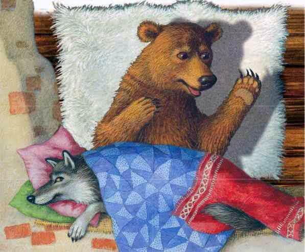 Охотник до сказок — Ушинский Константин