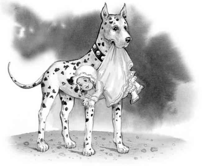 Пожарные собаки — Толстой Лев