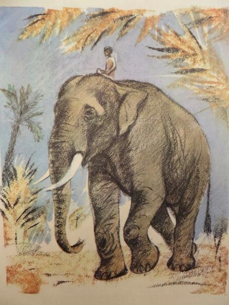 Слон — Толстой Лев