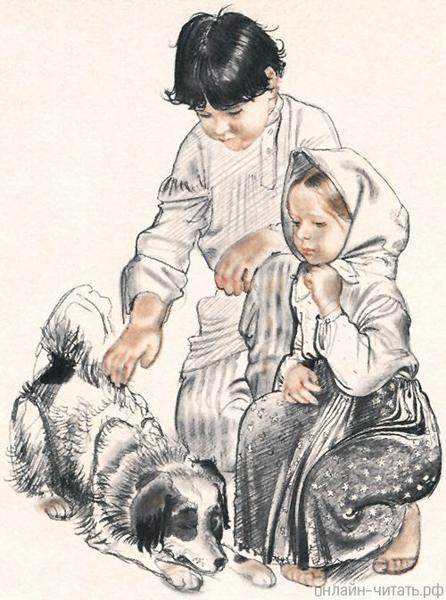 Собака Якова — Толстой Лев