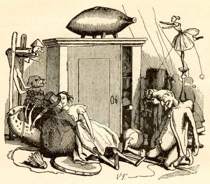 Свинья копилка - Ганс Христиан Андерсен