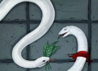 Три змеиных листочка - Братья Гримм