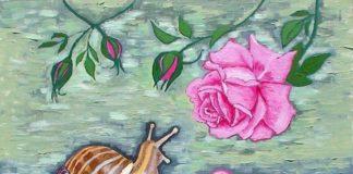 Улитка и розы — Ганс Христиан Андерсен