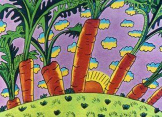 В сладком морковном лесу - Козлов Сергей