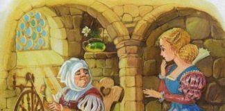 Веретенце, челнок и иголка - Братья Гримм