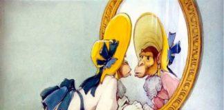 Зеркало и обезьяна - Крылов Иван