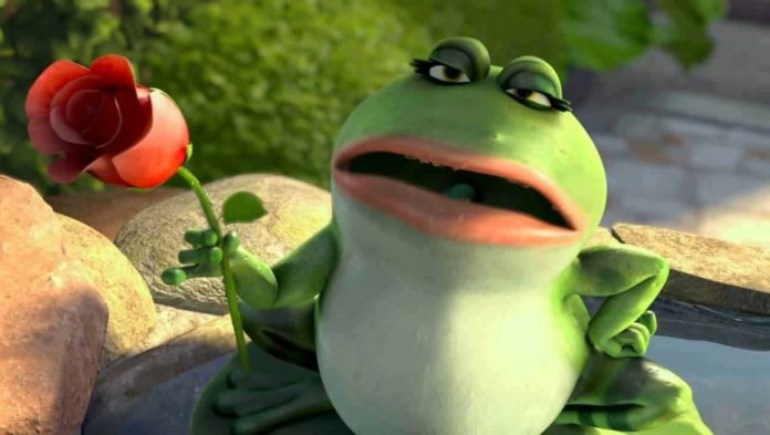 о жабе и розе гаршин