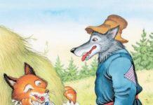 Волк и Лисица - Крылов Иван