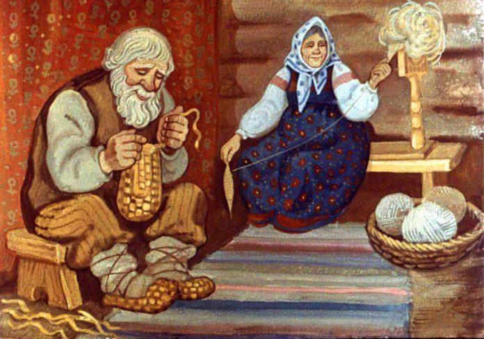Мотовило — русская народная сказка