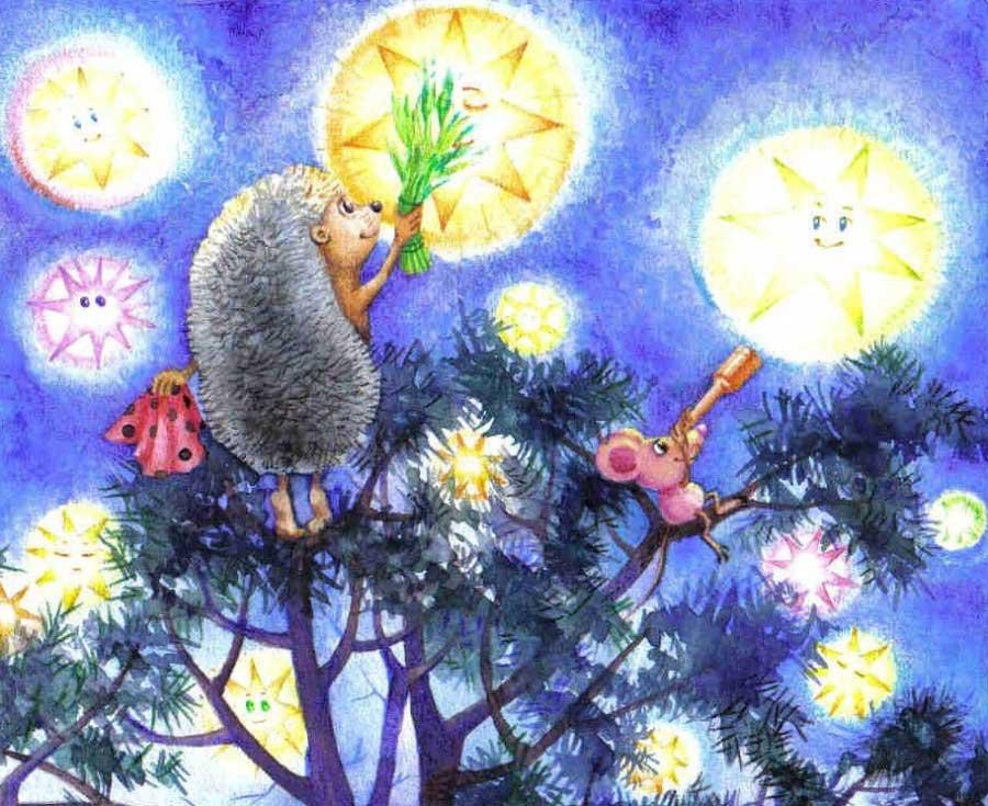 Снежный цветок сказка - Козлов