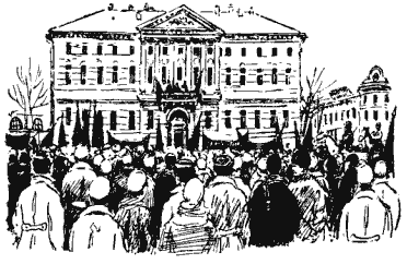 Советская площадь — Гайдар Аркадий