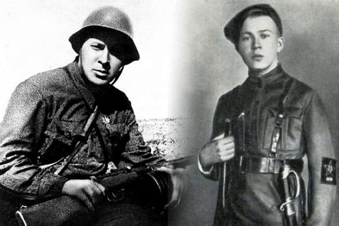 Аркадий Петрович Гайдар (Голиков)