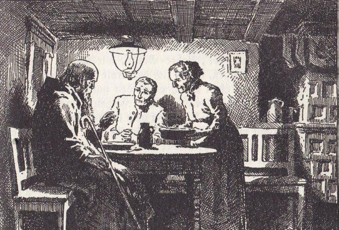 Бедняк и богач — Братья Гримм