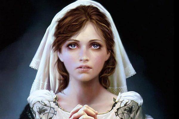 Девушка из Бракеля — Братья Гримм