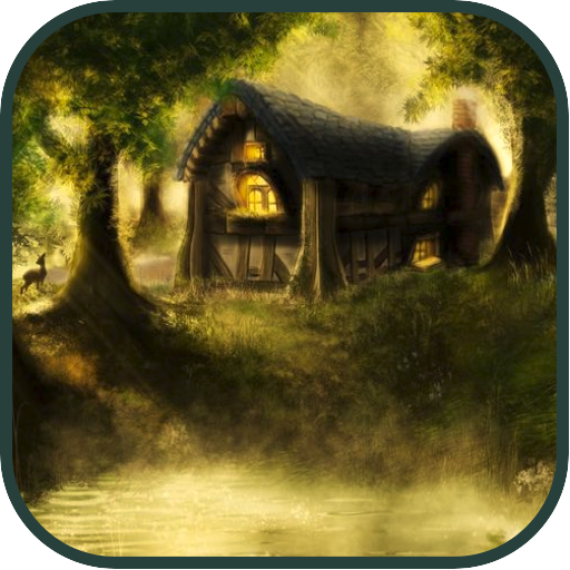 Домик в лесу — Братья Гримм