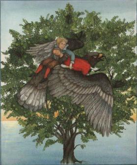 Певчий попрыгун-жаворонок — Братья Гримм