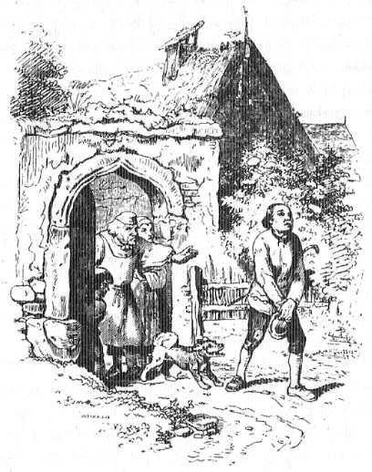 Ранец, шапочка и рожок — Братья Гримм