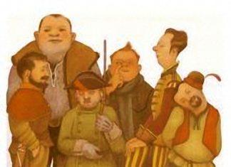 Шестеро слуг — Братья Гримм