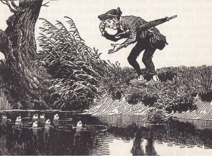 сказка Удачная торговля — Братья Гримм