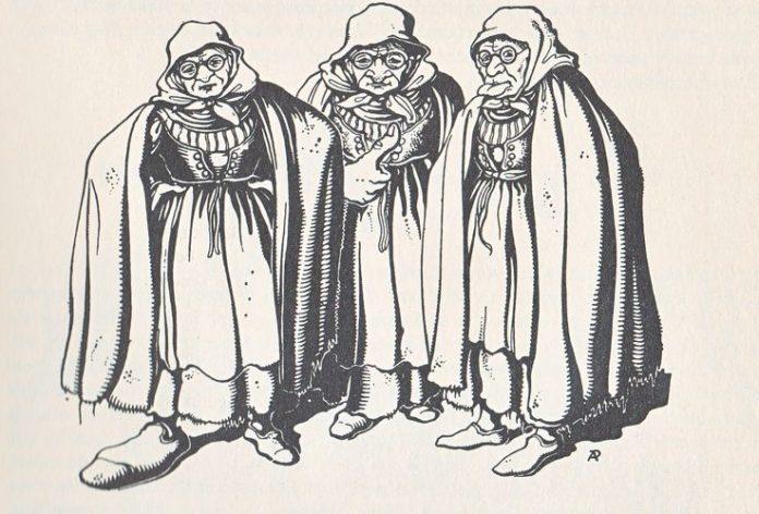 Три фельдшера — Братья Гримм