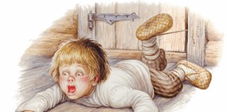 Трусливый Ваня — Ушинский Константин