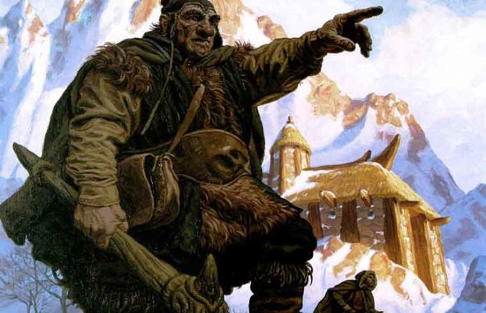Ученый охотник — Братья Гримм