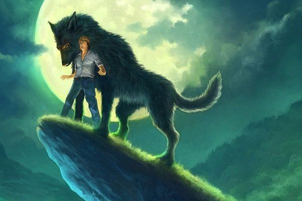 Волк и человек — Братья Гримм