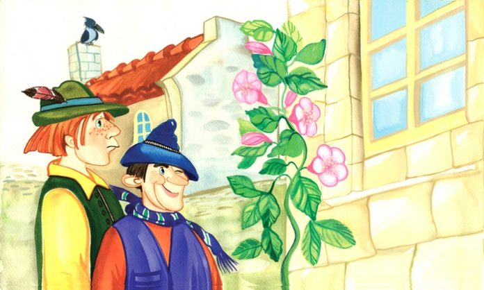 Вор и его учитель — Братья Гримм