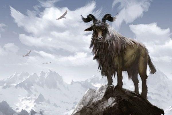 Звери господни и чертовы звери — Братья Гримм