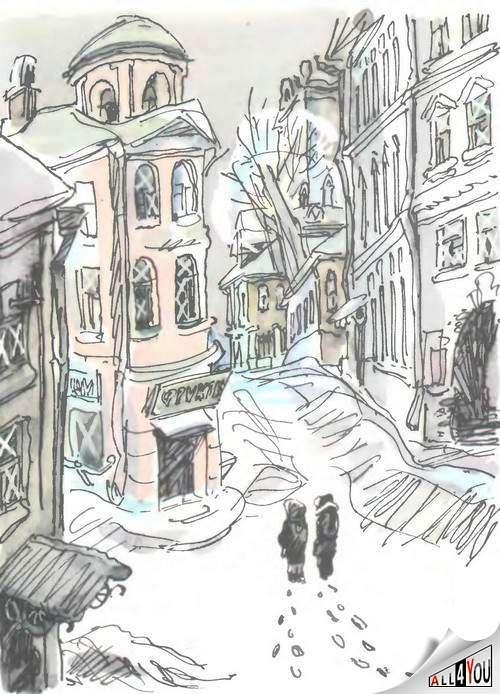 Арбузный переулок — Драгунский Виктор