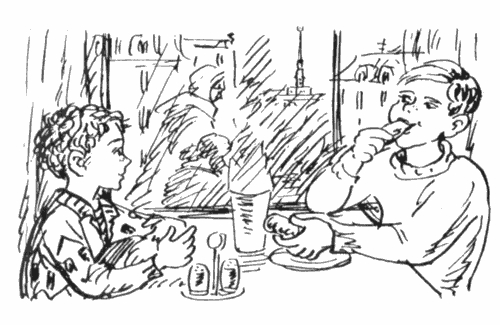 Как я гостил у дяди Миши — Драгунский Виктор