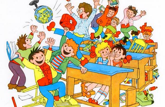 Разные размышления и события в школе — Междуглавие 2 - Успенский Эдуард