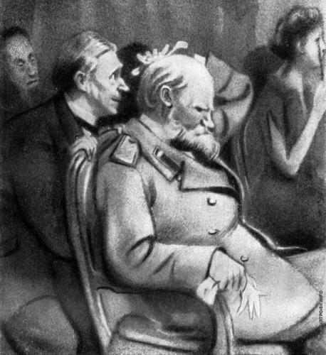 Смерть чиновника — Чехов Антон Павлович