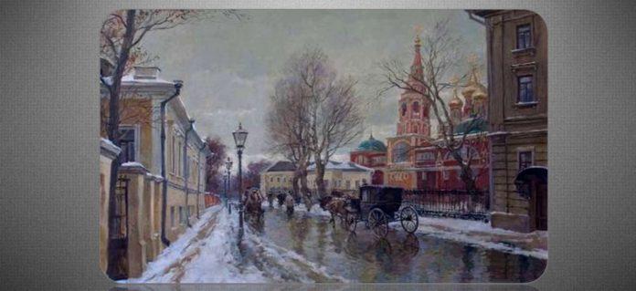 Встреча весны — Чехов Антон Павлович