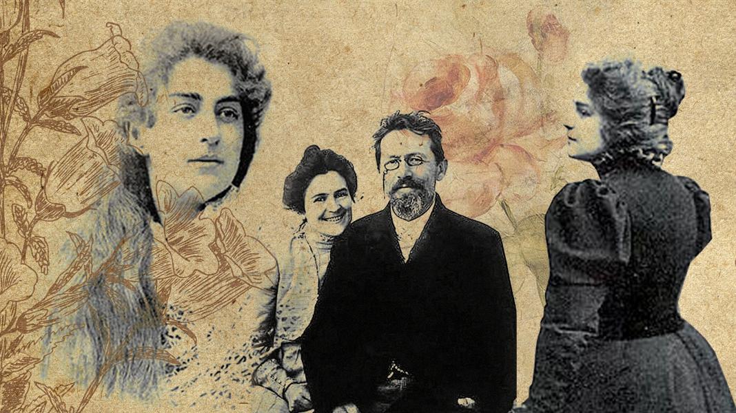 Чехов и его женщина