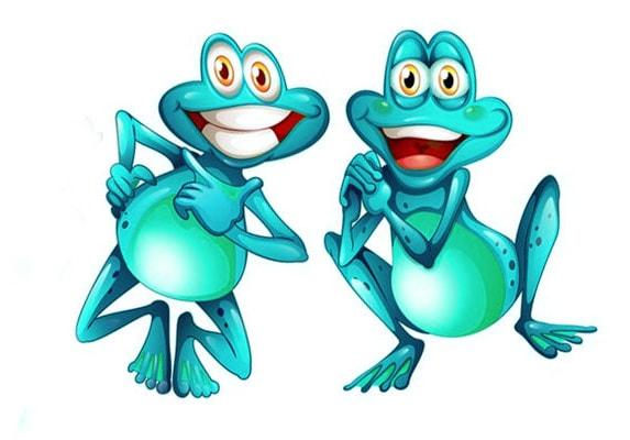 Голубые лягушки — Бианки Виталий