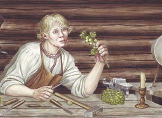 Хрупкая веточка - Бажов Павел