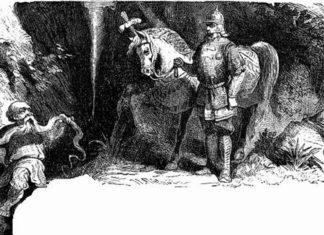 Иван крестьянский сын и мужичок сам с перст, усы на семь верст — Афанасьев Александр