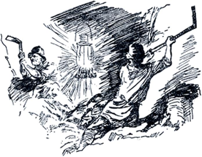 Круговой фонарь - Бажов Павел